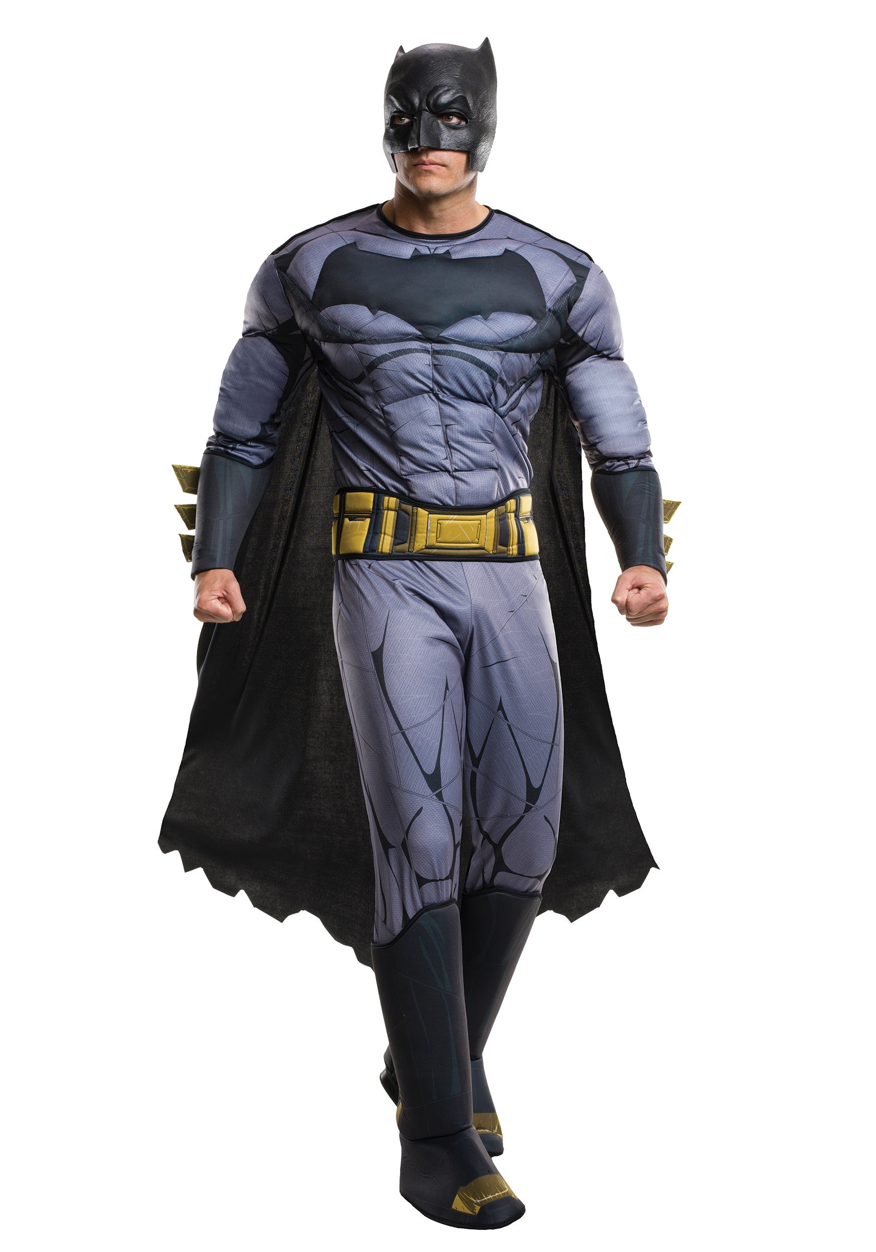 Batman Dawn of Justice Deluxe Menu0027s Costume  sc 1 st  Fun.com & Batman Gifts