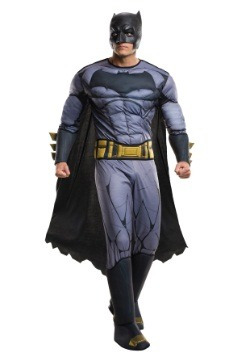 Batman Dawn of Justice Deluxe Costume for Men  sc 1 st  Fun.com & Mens Grand Heritage Dark Knight Batman Costume