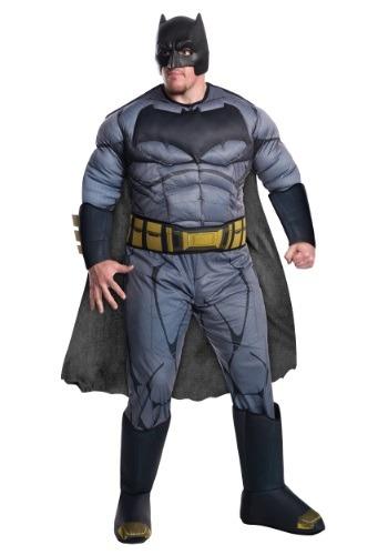Plus Size Deluxe Dawn of Justice Batman Costume