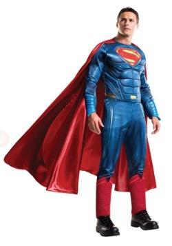 Superman Dawn of Justice Grand Heritage Men's Costume