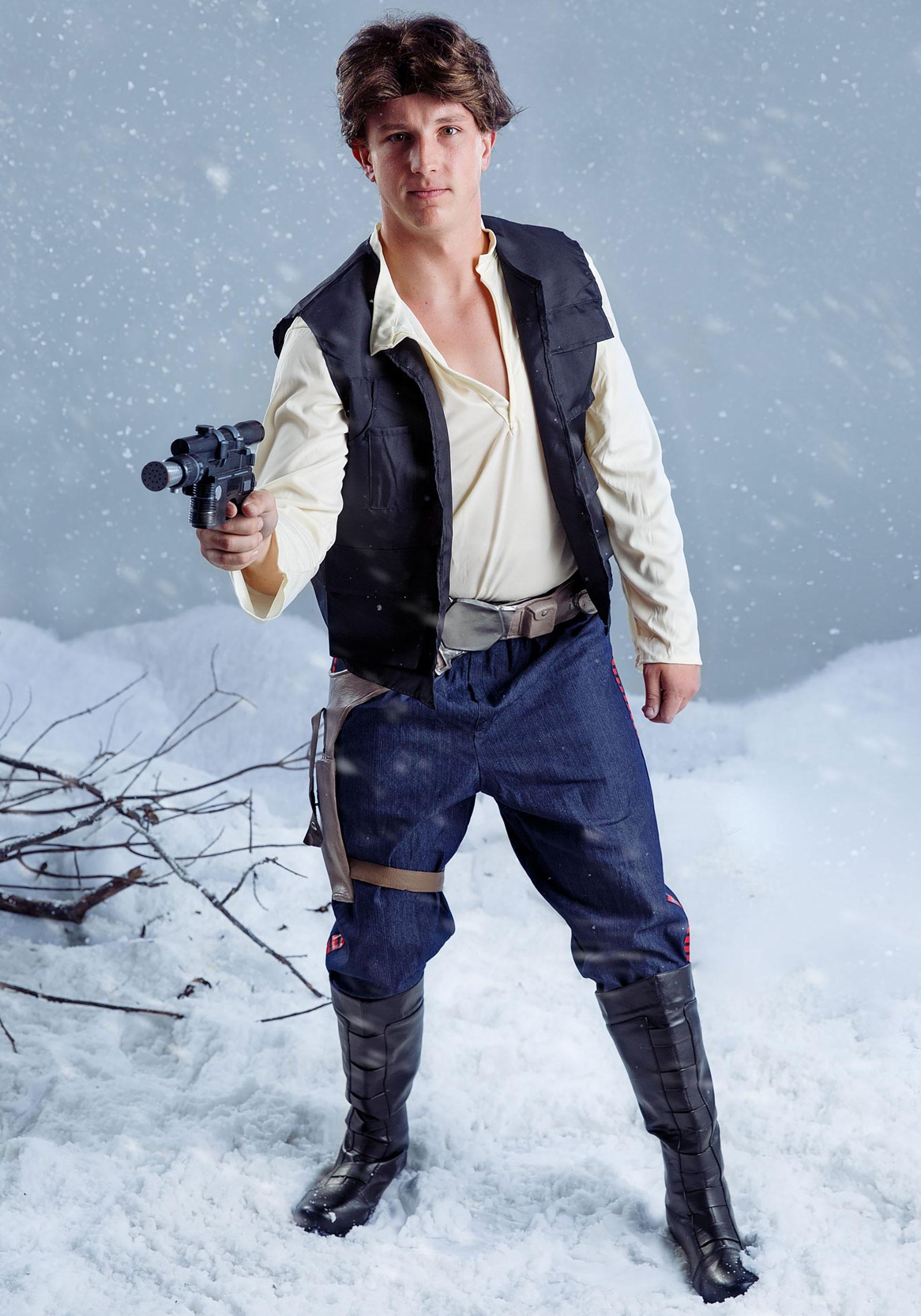 Solo: Han Solo Grand Heritage Costume For Men