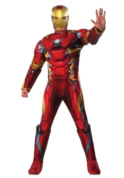 Iron Man Civil War Deluxe Men's Costume