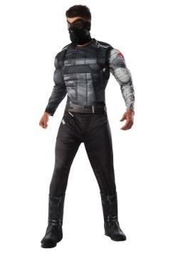 Deluxe Winter Soldier Civil War Mens Costume