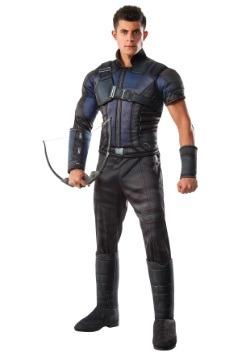 Deluxe Hawkeye Civil War Men's Costume