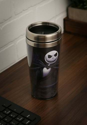 Nightmare Before Christmas Jack 16oz Steel Travel Mug