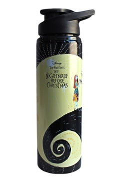 Nightmare Before Christmas 25oz Steel Water Bottle