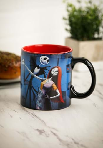 Nightmare Before Christmas 20oz Jumbo Ceramic Mug