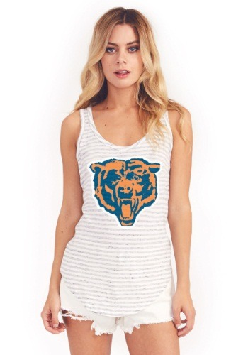 Chicago Bears Time Out Womens Tank