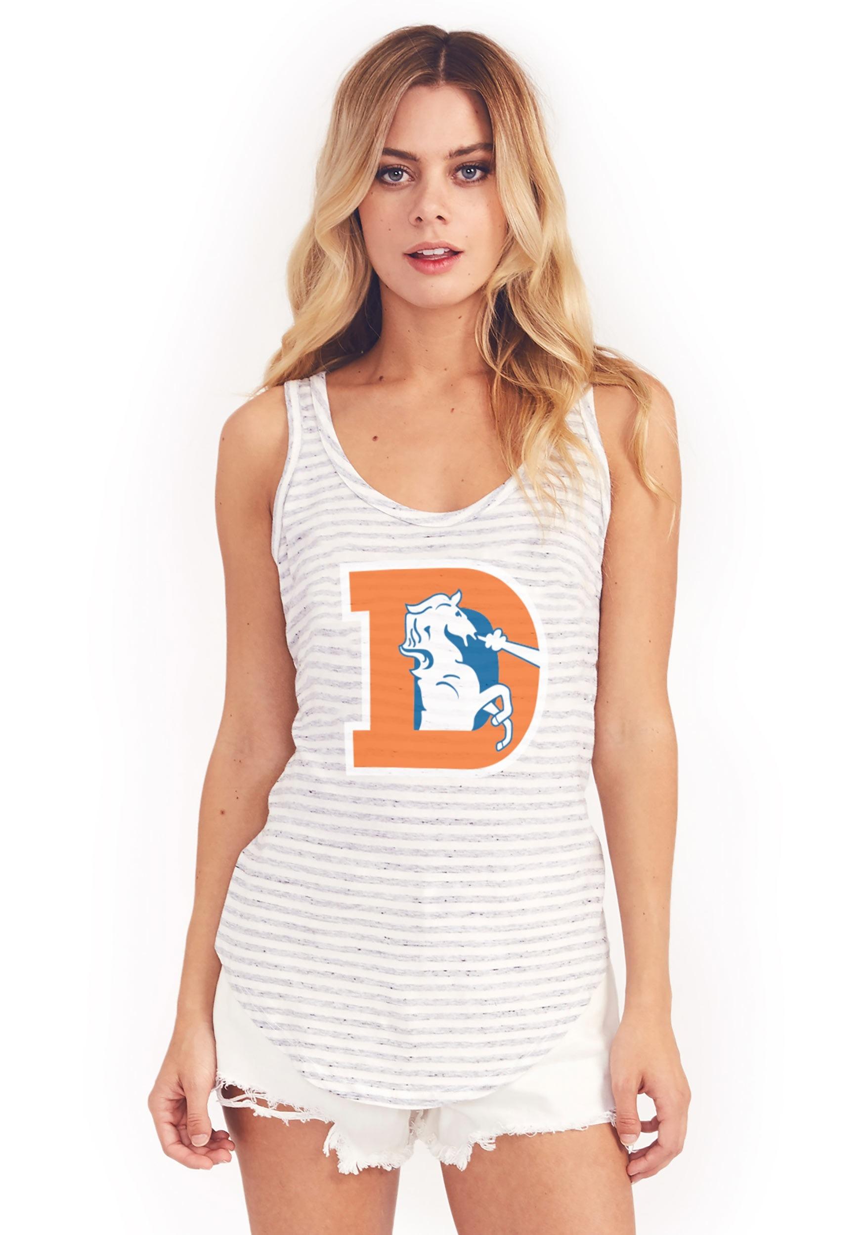 Womens Broncos Tank Time Denver Out