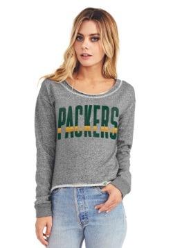 Green Bay Packers Women's Champion Fleece Sweatshirt