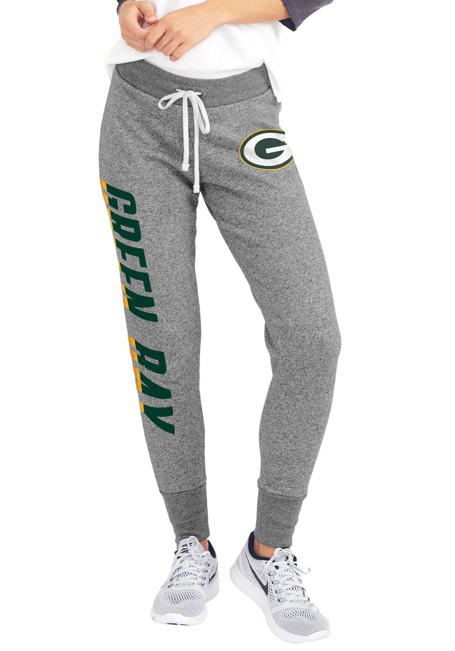 Green Bay Packers Sunday Sweatpants for Women