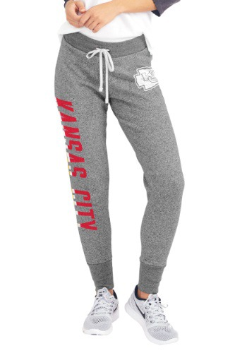 Ladies Kansas City Chiefs Sunday Sweatpants