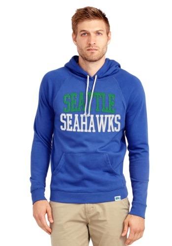 Seattle Seahawks Half Time Mens Hoodie