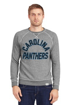 Carolina Panthers Formation Mens Fleece