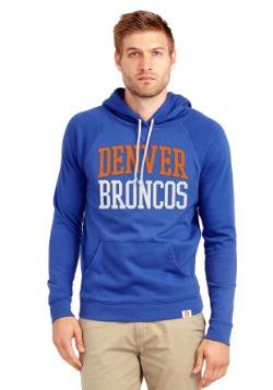 Denver Broncos Half Time Mens Hoodie