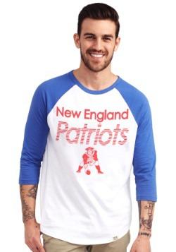 New England Patriots All American Raglan Men's