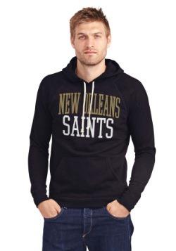 New Orleans Saints Half Time Mens Hoodie