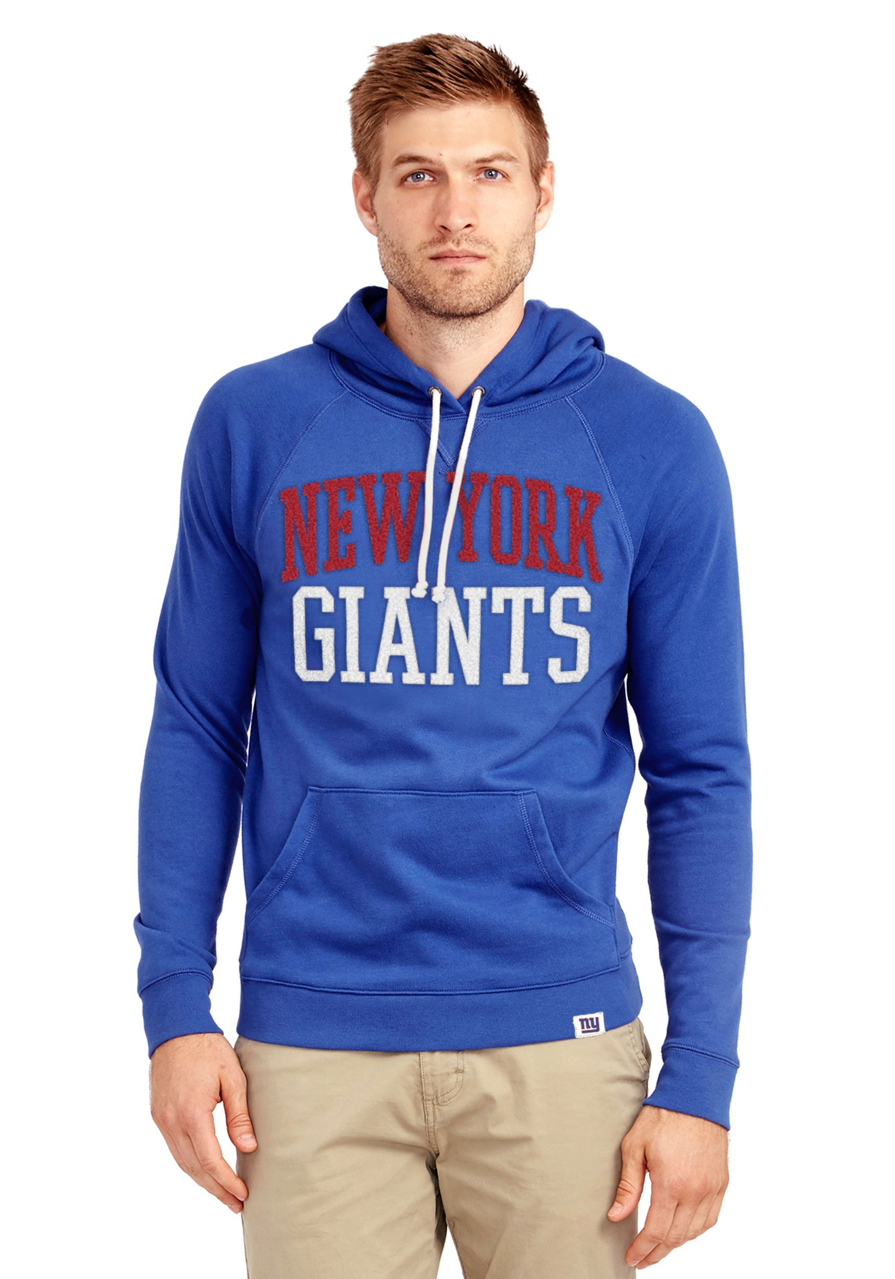 New York Giants Half Time Hoodie for Men