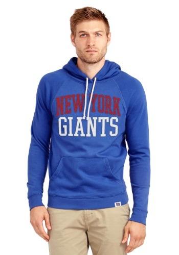 New York Giants Half Time Mens Hoodie