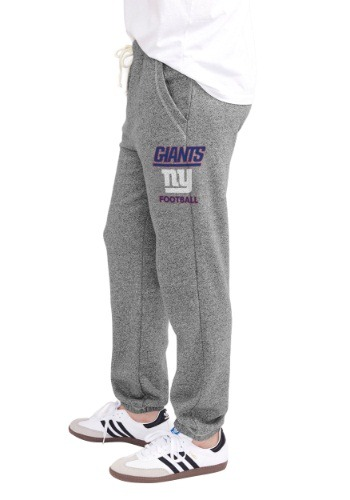 New York Giants Sunday Mens Sweatpants