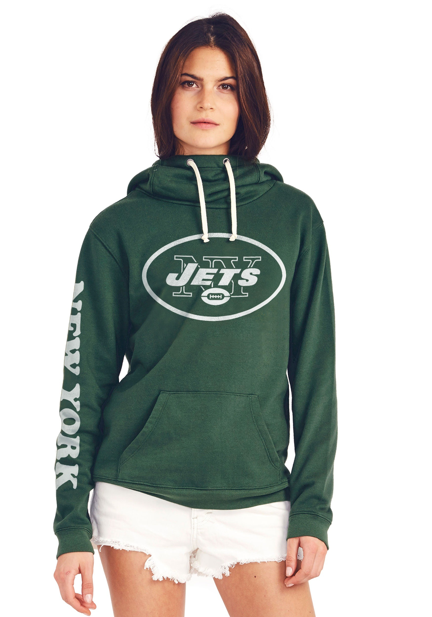 Women's Jets #87 Eric Decker  Black Fashion Jersey