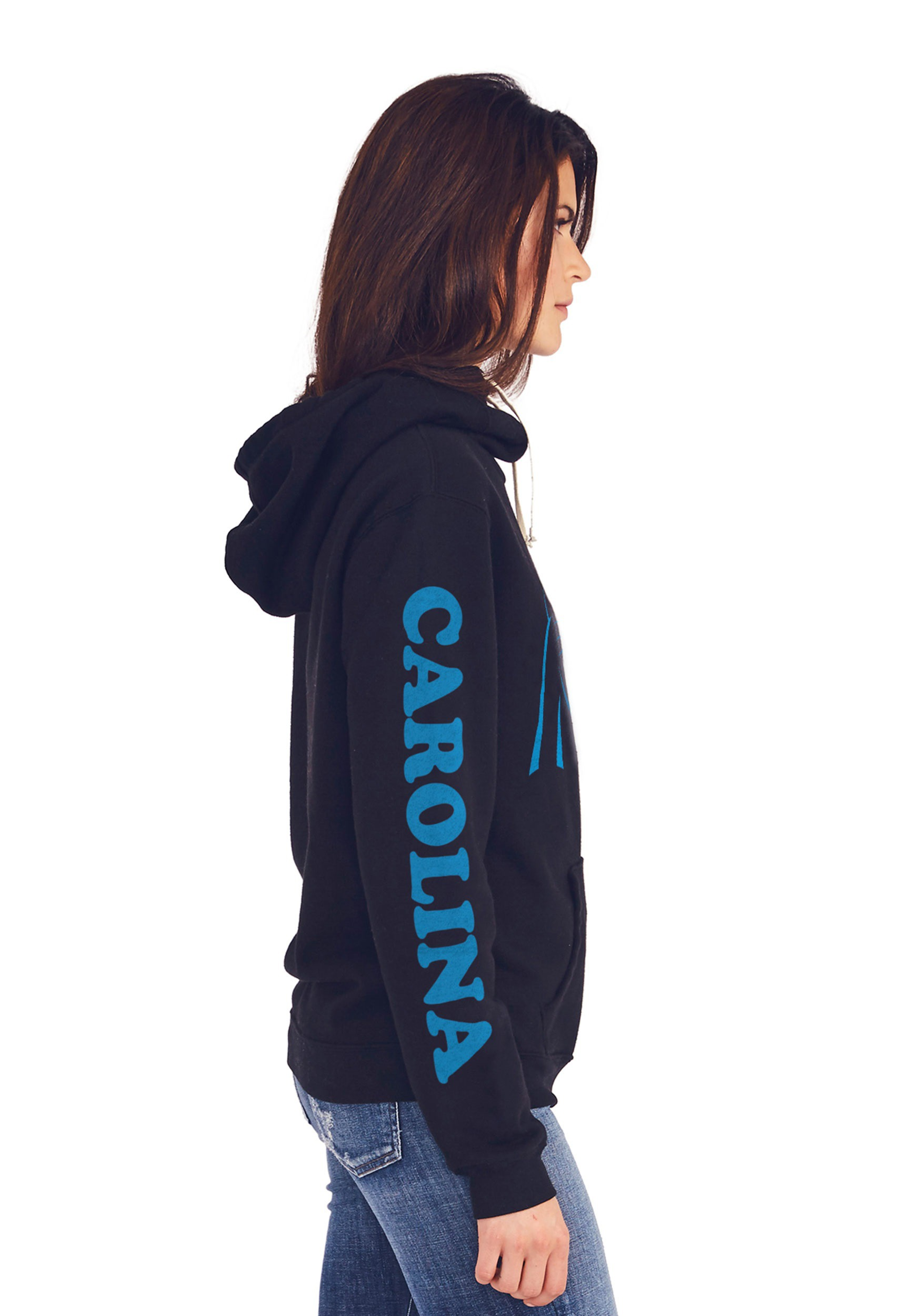 panthers sweatshirt womens