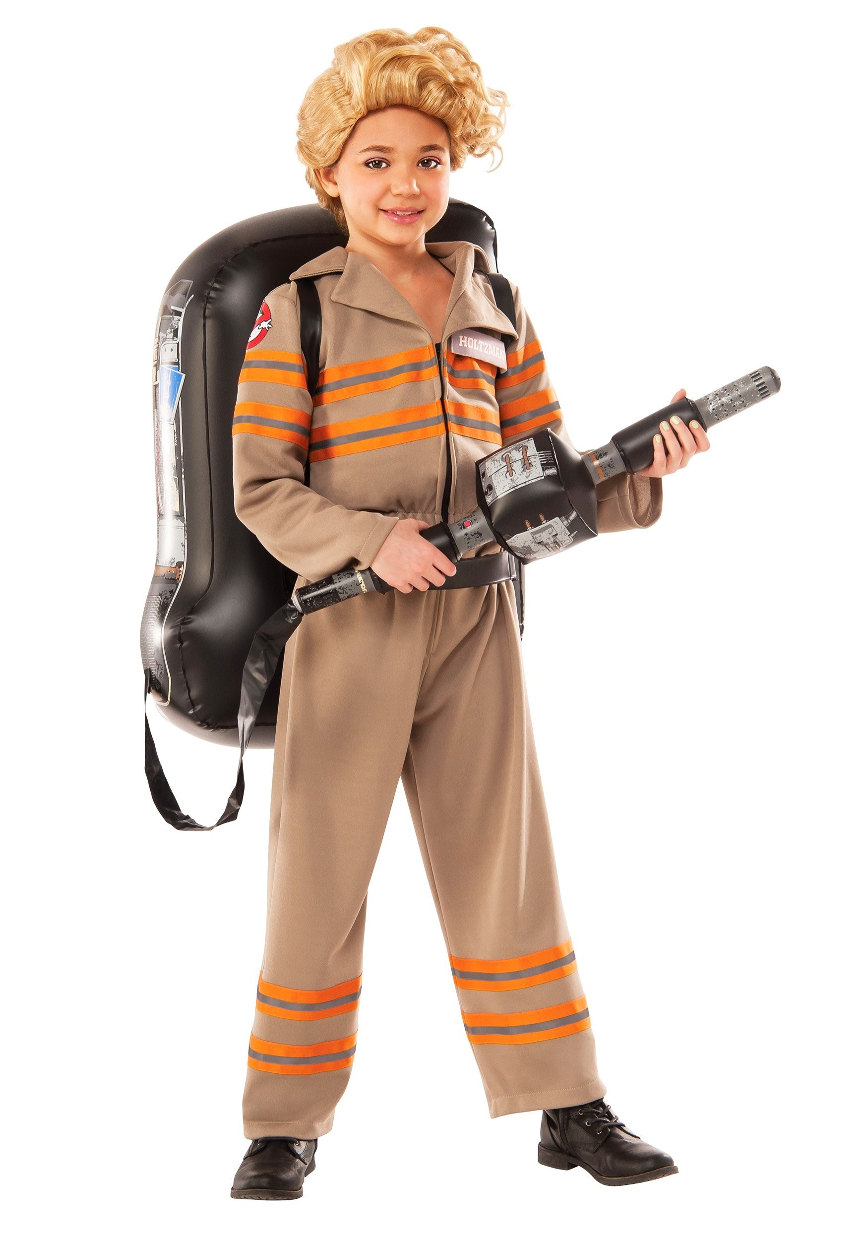 Girls Deluxe Costume From The Ghostbusters Movie