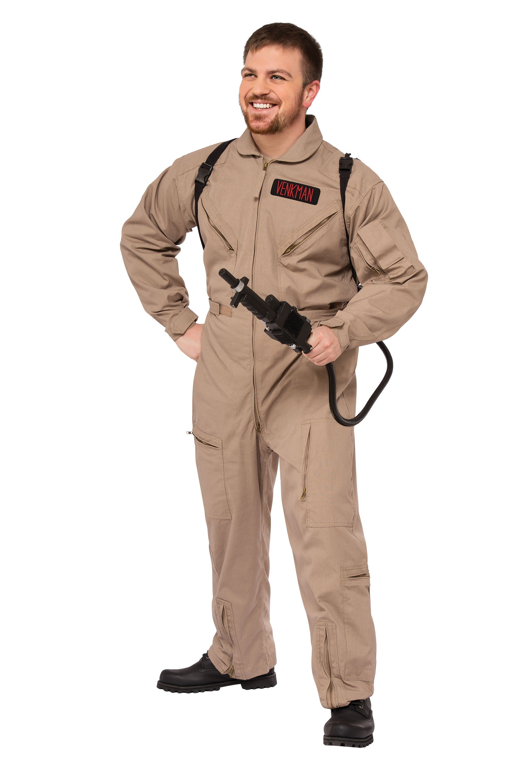 Plus Size Ghostbusters Grand Heritage Costume RU17994