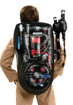 Ghostbusters Inflatable Backpack  sc 1 st  Fun.com : ghostbuster costume for kids  - Germanpascual.Com