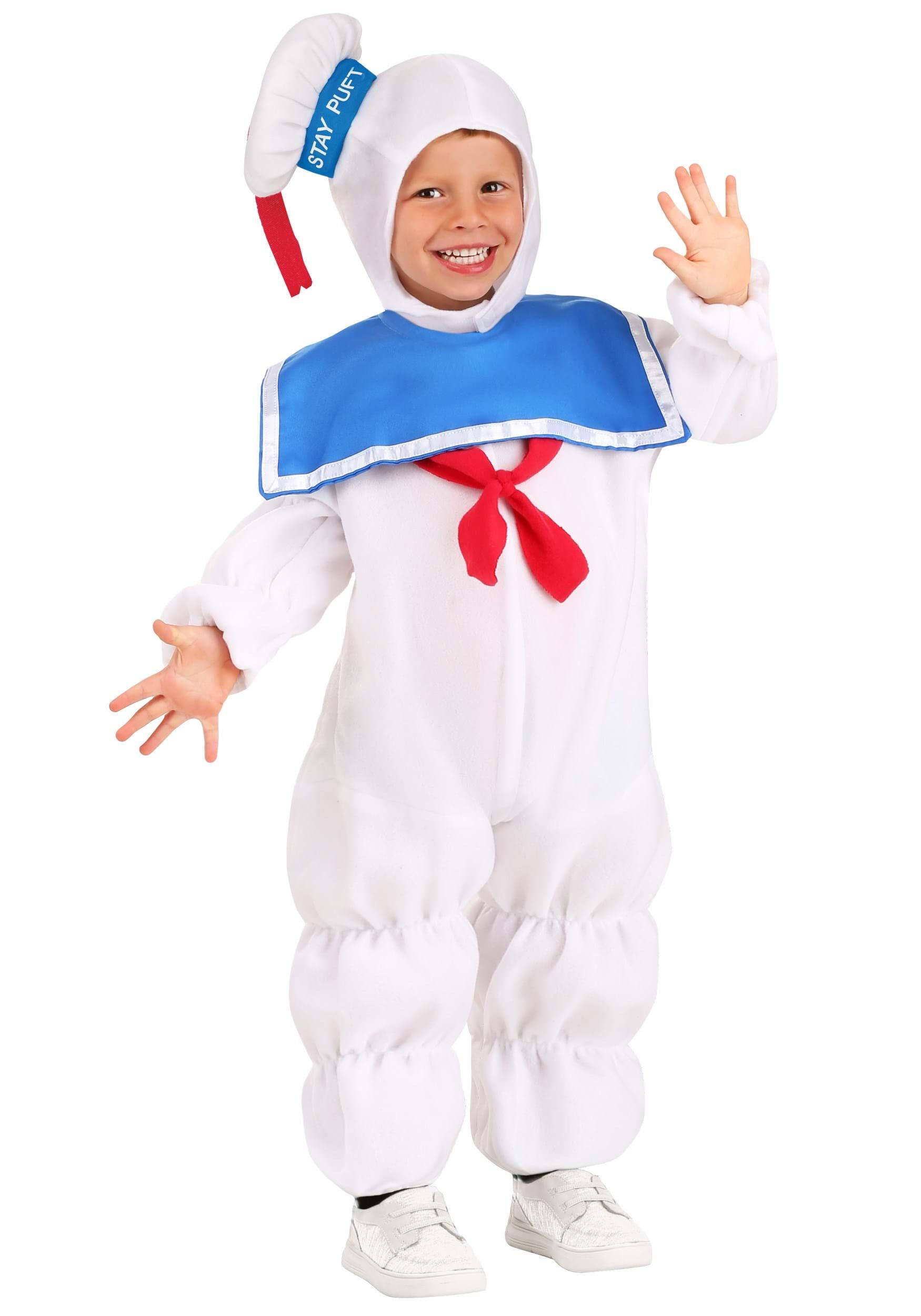 9c0c7c37d11 Stay Puft EZ-ON Toddler Romper Costume