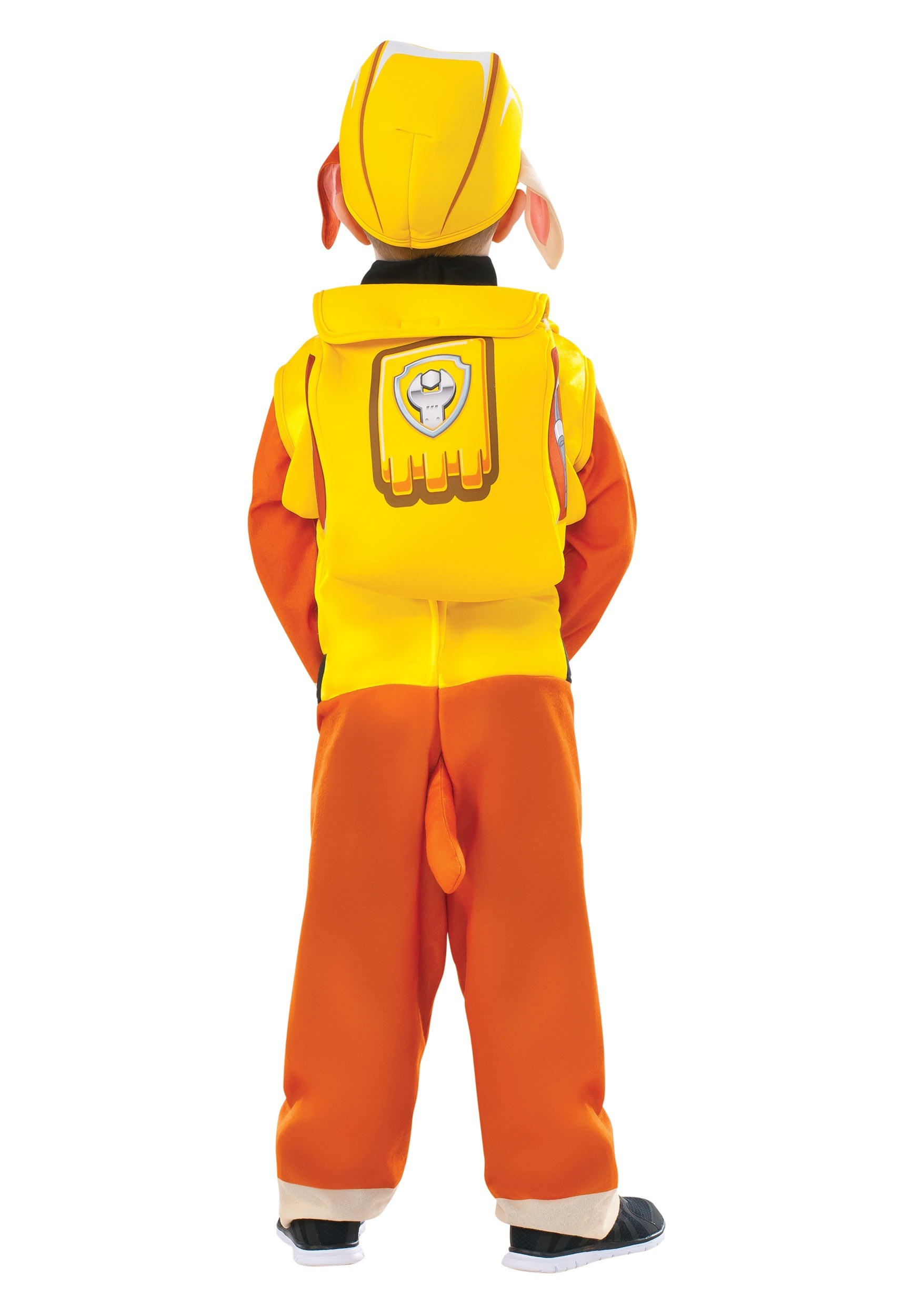 Child Rubble Costume From Paw Patrol