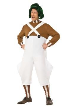 Deluxe Oompa Loompa Costume 1