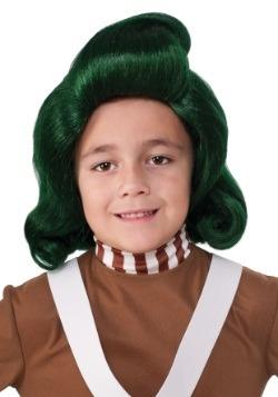 Kid's Oompa Loompa Wig