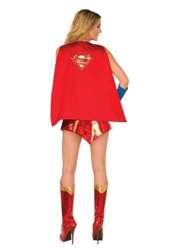 Adult Deluxe Supergirl Cape RU32494