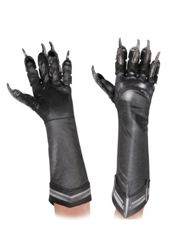 Child Deluxe DC Black Panther Gloves