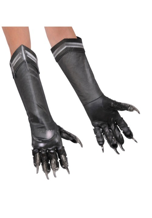 Adult Deluxe DC Black Panther Glove