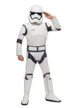 Star Wars The Force Awakens Deluxe Stormtrooper Costume