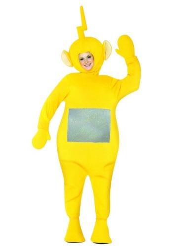 Teletubbies Laa-Laa Adults Costume