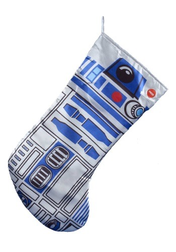 Star Wars R2D2 Stocking with Sound