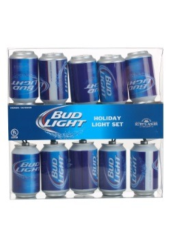 Bud Light Can Light Set