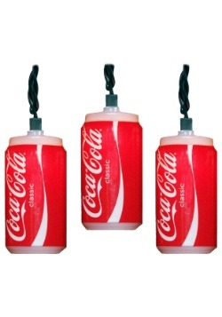 Coca Cola Can Light Set