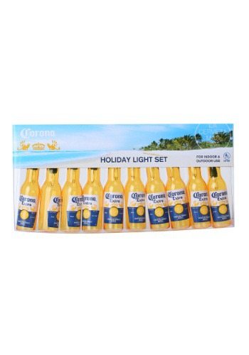 Corona Beer Bottle Light Set