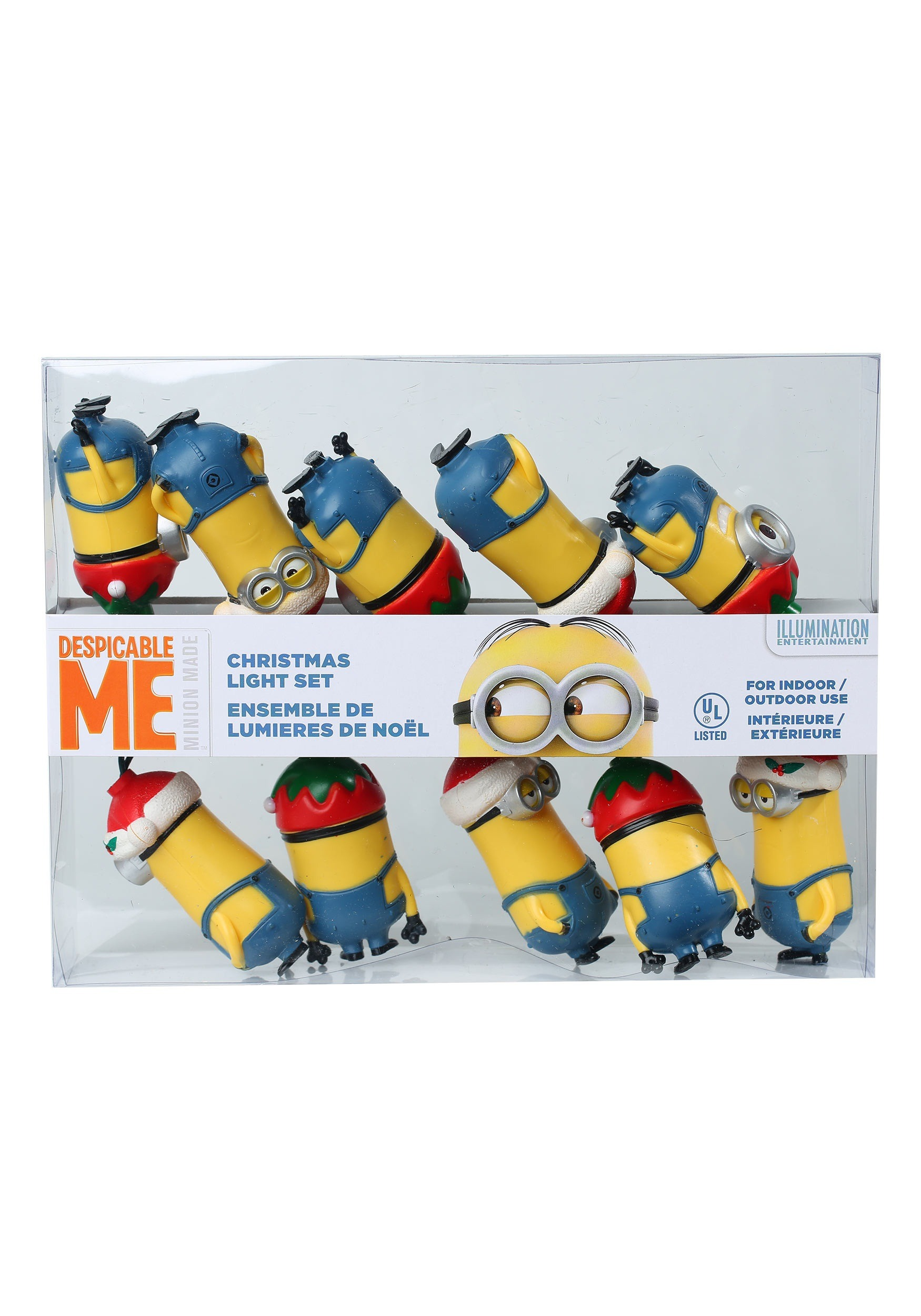 Despicable Me Stuart & Kevin Light Set KADE9151