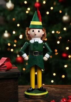 "11"" Wooden Buddy the Elf Nutcracker"