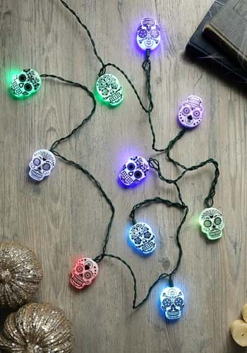 Sugar Skull Light Set