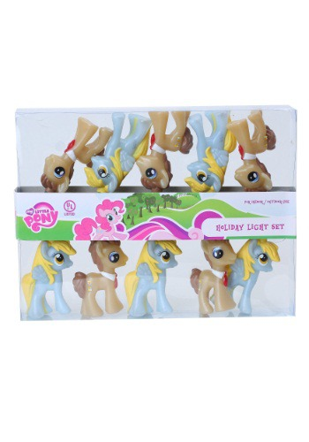 My Little Pony Dr Hooves & Muffins Light Set