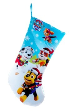Paw Patrol Stocking