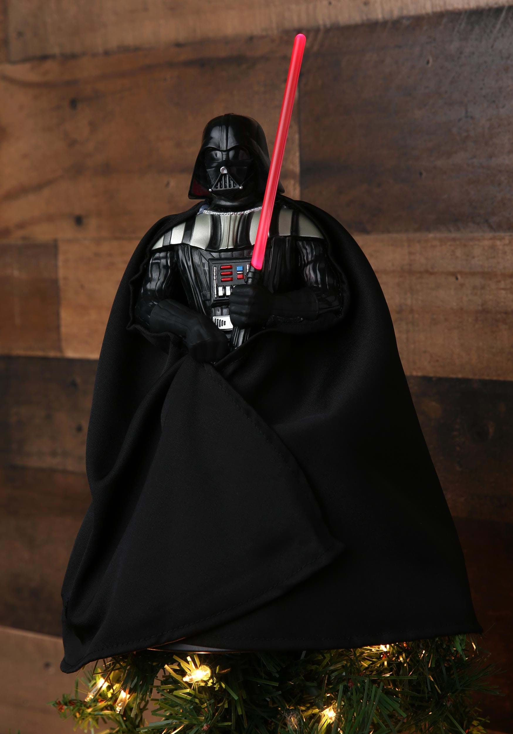 Darth Vader Tree Topper