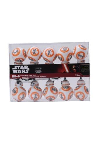 Star Wars BB-8 String Lights