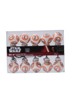 Star Wars BB-8 String Lights